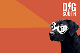 DIG SOUTH Early-Bird Discount dog