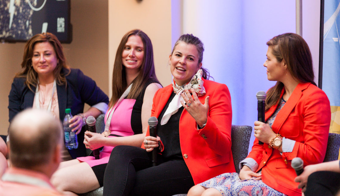 women entrepreneurs girl boss tech conference charleston
