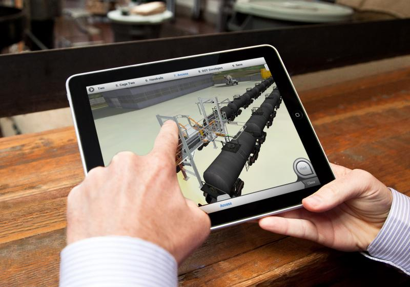 Atlatl 3D AR manufacturing software