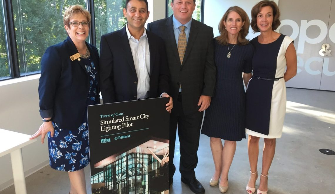 Is Cary, NC the Next Smart City? How the Town Tackles Community Challenges with IoT