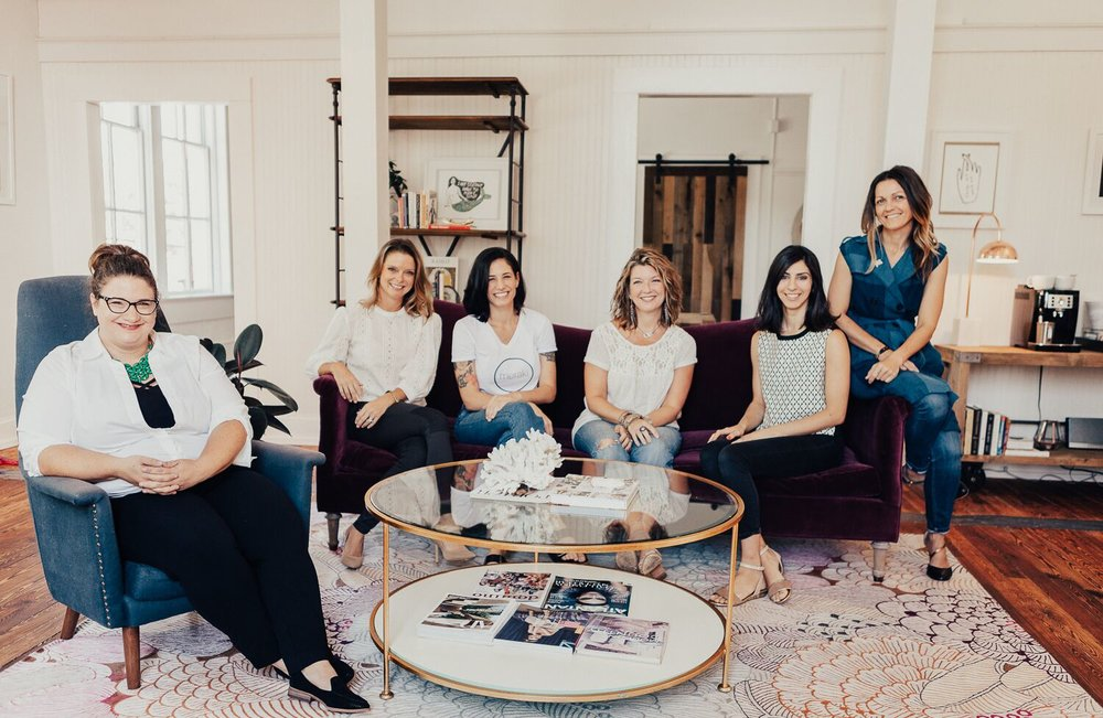 Boy's Club No More: The Rise of Women's Co-working Across the South