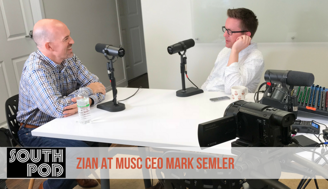 From Gaming to Saving Lives: ZIAN CEO Mark Semler on Moving