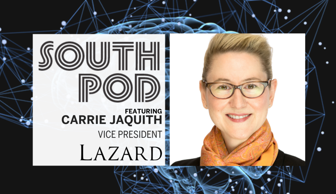 Live from DIG on the 1/2 Shell: Double Growth in Half the Time for Tech Teams with Carrie Jaquith of Lazard