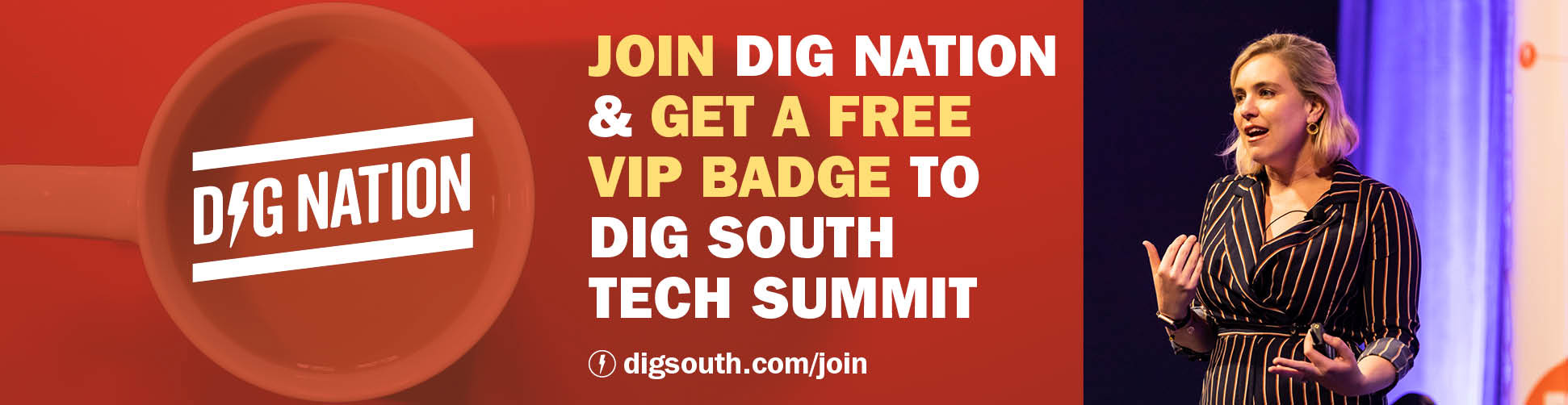 Go to DIG SOUTH Tech Summit
