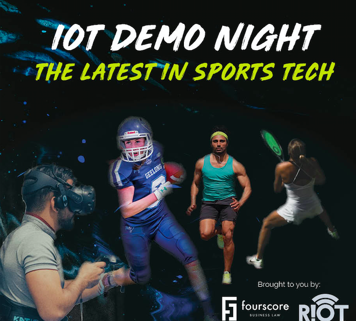RIOT Demo Night