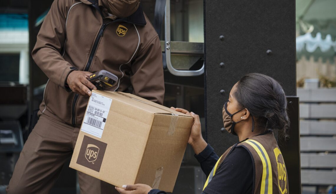 UPS to Buy Delivery Platform Roadie, Drones Come to Georgia, DIG SOUTH CEO/Founder to Appear on Game Changer Chat
